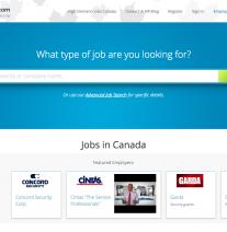 JobsinCanada.com Canadian Job Site