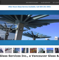 Kristos Glass Services